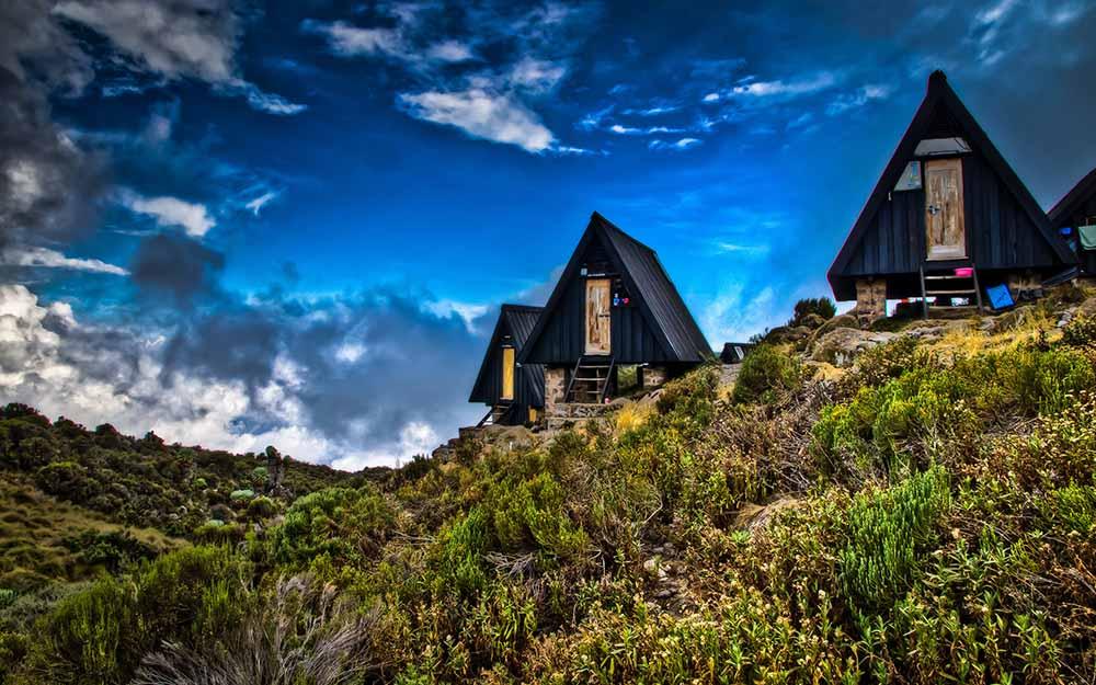 6 days marangu route Kilimanjaro climb
